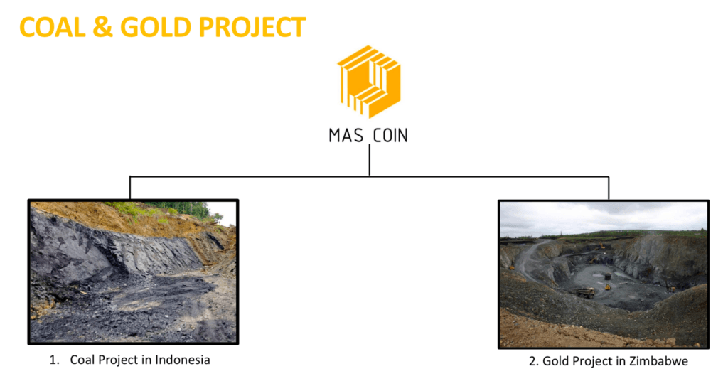 Mas Coin Project